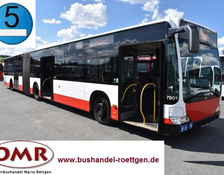 Mercedes-Benz O 530 G Citaro / Lion´s City / A 23 / Klima