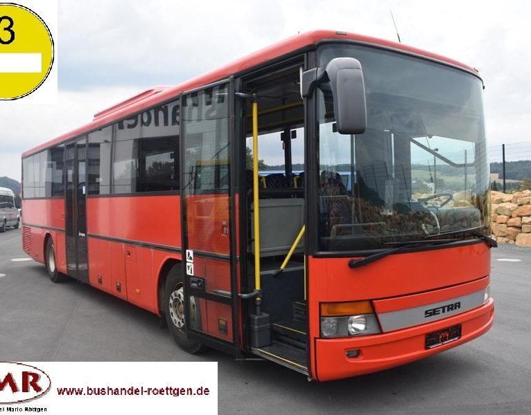 Setra S 315 UL / 550 / 3316 / Klima