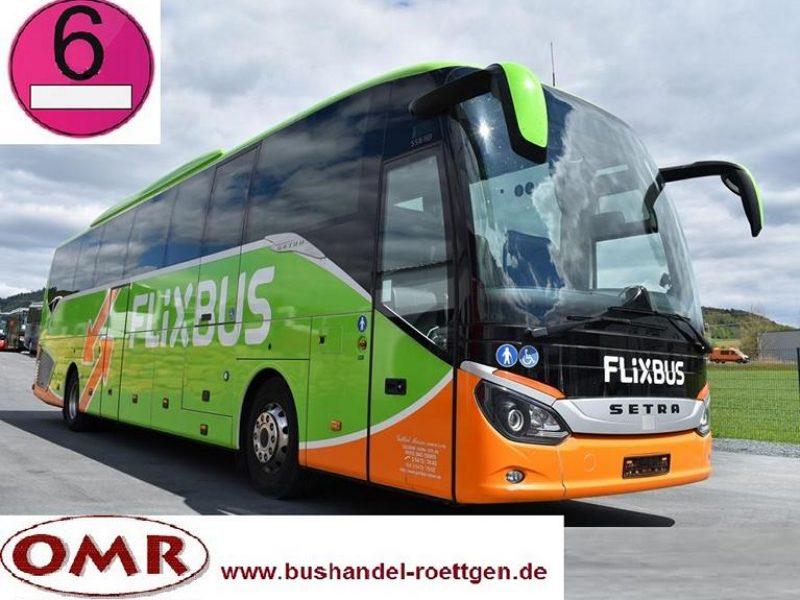 SETRA S 516 HD/2 / Rollstuhlbus / Flixbusaustattung