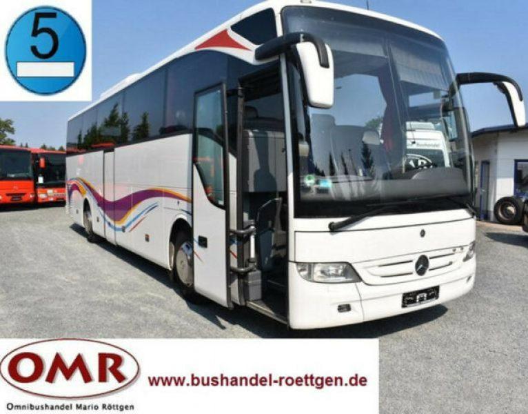MERCEDES-BENZ Tourismo RHD / O 350 / 415 / 07 / LUXLINE BESTUHLUNG
